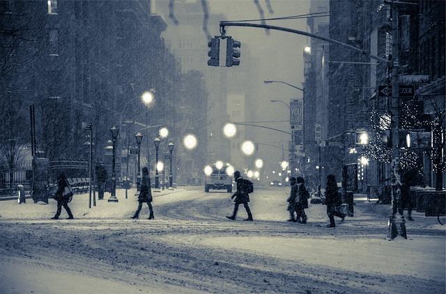 gospodarka w okresie zimowym